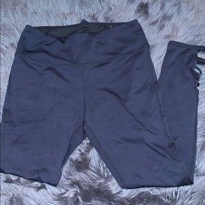 Dark navy blue 7/8 leggings